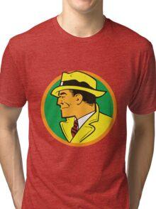 Dick Tracy Tri-blend T-Shirt
