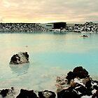 Blue Lagoon by Neil Clarke
