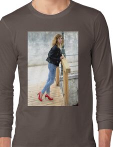 P 17 Long Sleeve T-Shirt