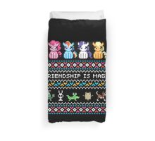 Bundle Up Brony Duvet Cover