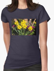 Sunny Daffodil Bouquet – Impressions Of Spring T-Shirt