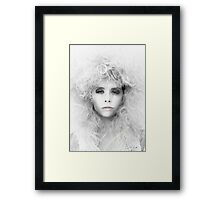 Fade to Grey  Framed Print