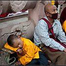 The Born Buddhist by J.N. SINGH