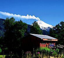 Nature and Man. Chile. by Daidalos