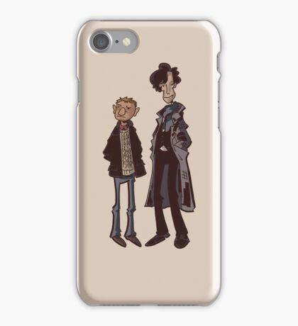 Flatmates iPhone Case/Skin
