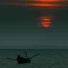 Red Sun by THHoang