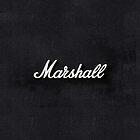 Marshall Amp by Alternative Art Steve
