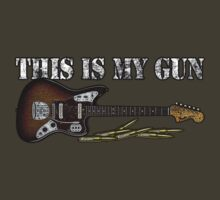 This Is My Gun by Alternative Art Steve