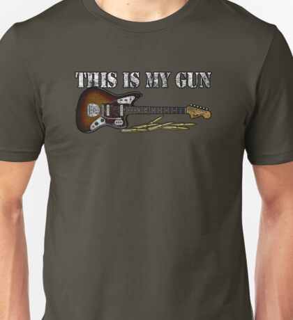 This Is My Gun Unisex T-Shirt