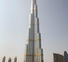 Burj Khalifa by Bryant Scannell