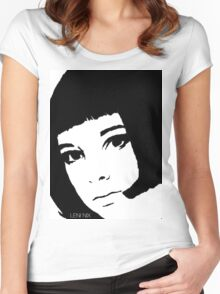 Matilda Women's Fitted Scoop T-Shirt