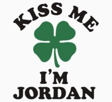 Kiss me, Im JORDAN by wandad