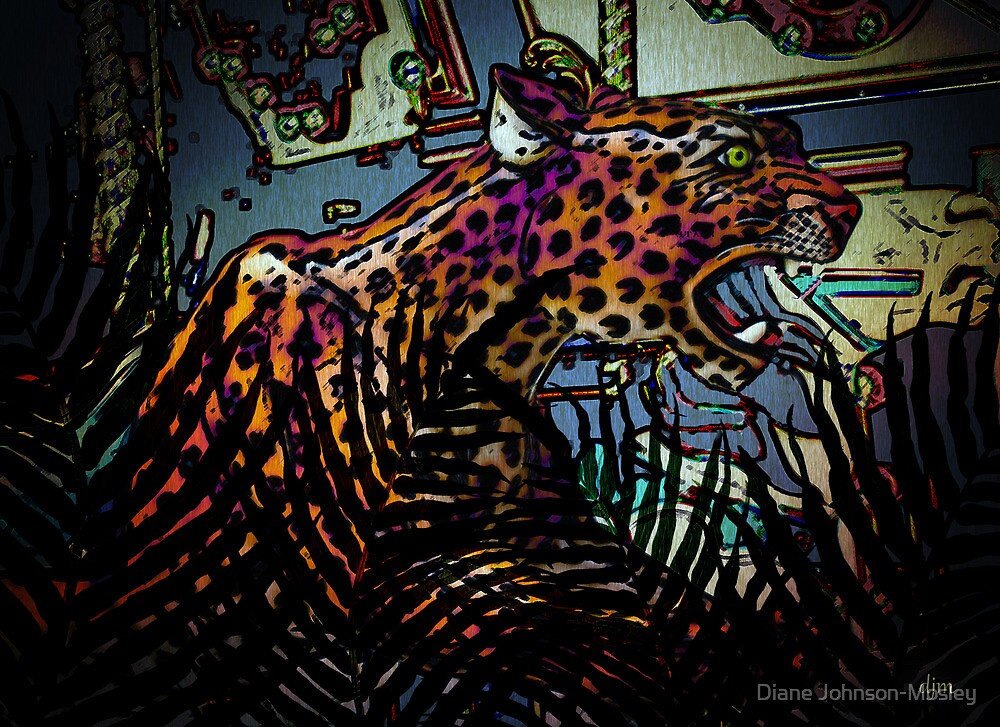 Wild Ride by Diane Johnson-Mosley