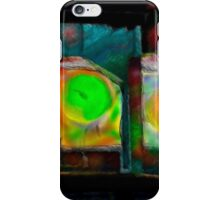 Adam and Eve, page 18-19 from Everything IS, a visual and philosophical theory of everything iPhone Case/Skin