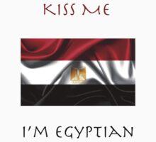 Kiss Me I'm Egyptian One Piece - Short Sleeve