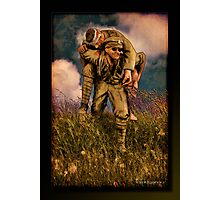 The Rescue Photographic Print