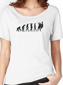 Evolution Judo Women's Relaxed Fit T-Shirt