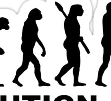 Evolution Judo Sticker