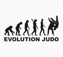 Evolution Judo Baby Tee