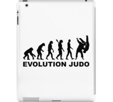 Evolution Judo iPad Case/Skin