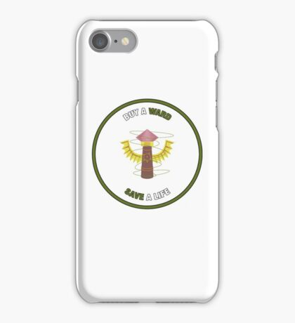 Buy a Ward - Save a Life iPhone Case/Skin