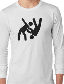 Judo Long Sleeve T-Shirt