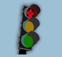 Middle Earth Traffic Light Unisex T-Shirt