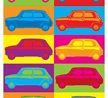 Mini Warhol by Tom Fulep