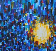There Is A Light And It Never Goes Out by Paula Asbell