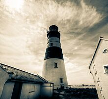 Orford Ness Lighthouse by sticklepix