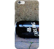 BET WITH A BEER  iPhone Case/Skin