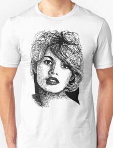 Brigitte Bardot! Unisex T-Shirt