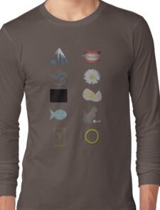 Riddles in the dark... Long Sleeve T-Shirt
