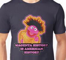 Magenta History Month Unisex T-Shirt