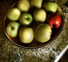 Autumn Apples by RC deWinter