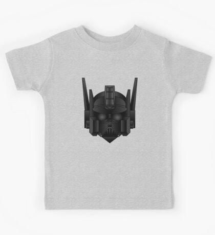 Optimus Vader Kids Tee