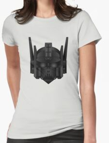 Optimus Vader Womens Fitted T-Shirt