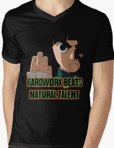 Rock Lee- Black Tshirt T-Shirt