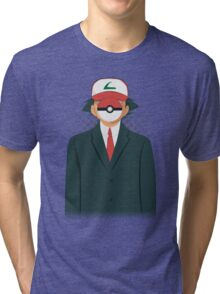 Son of PokeMan Tri-blend T-Shirt