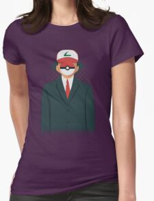 Son of PokeMan Womens Fitted T-Shirt