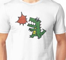 Dino Doodle Unisex T-Shirt