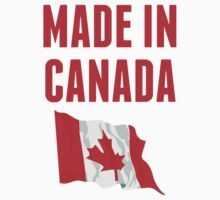 Made In Canada One Piece - Long Sleeve