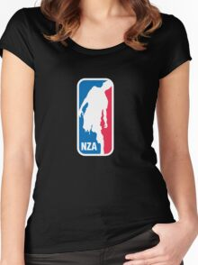 National Zombie Association Women's Fitted Scoop T-Shirt