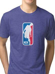 National Zombie Association Tri-blend T-Shirt