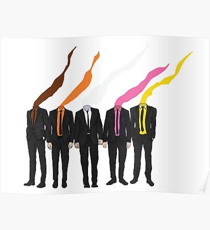 Why can't we pick our own colors? Poster