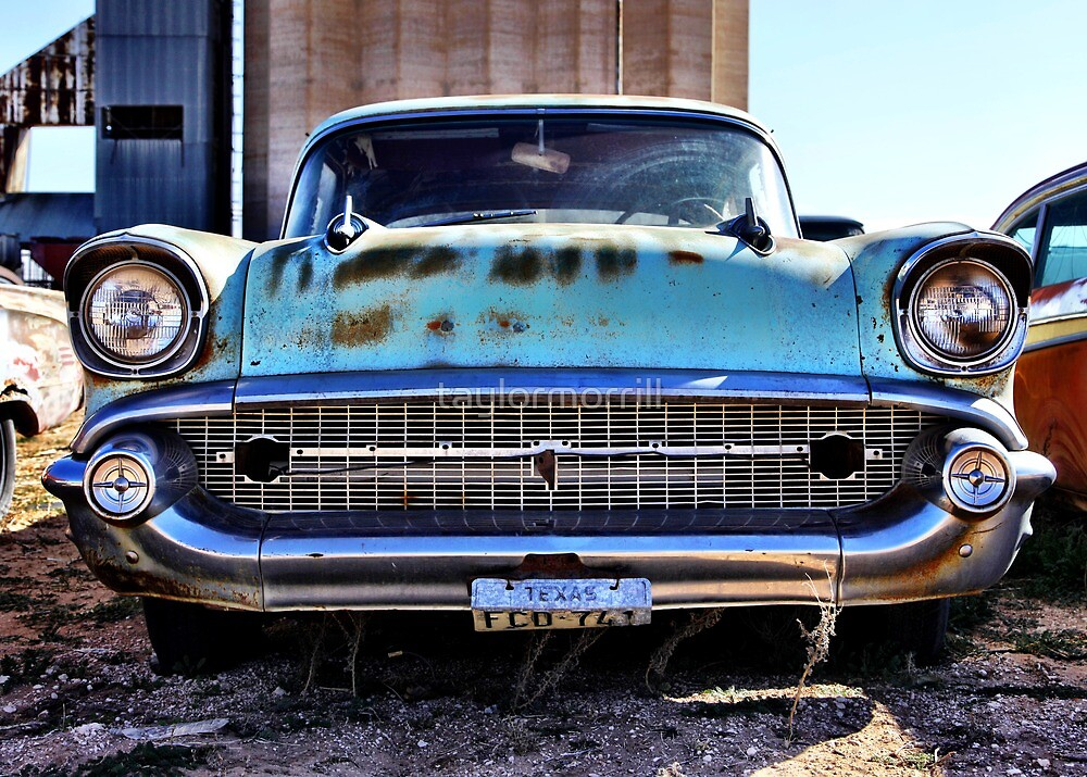 Old car by taylormorrill