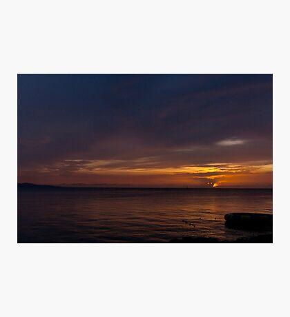 Evening Tide Photographic Print