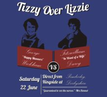 Tizzy Over Lizzie by Anglofile