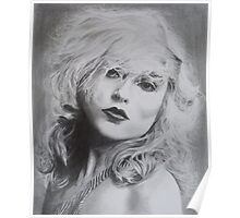 Debbie Harry - Blondie Poster