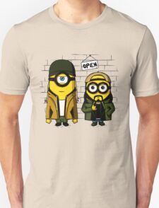 Silent Minion Stuart And Bob T-Shirt